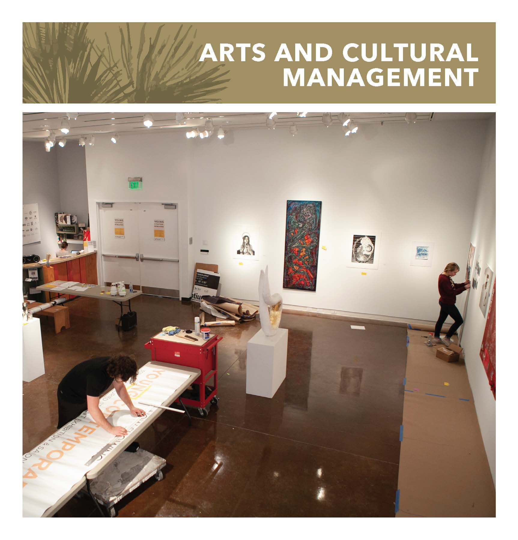 Arts and Cultural Management